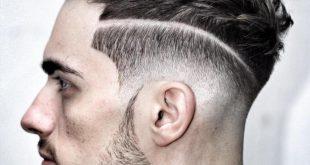 صورة تسريحات شعر للرجال , افضل قصات الشعر الرجالية
