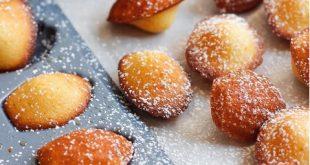 صورة طريقة تحضير مادلين بالصور , اشهي الحلويات الفرنسية