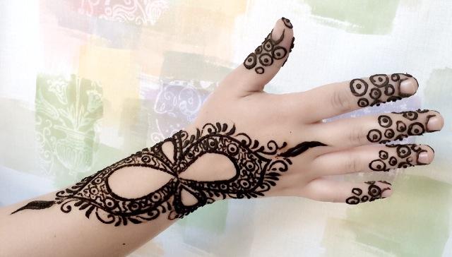 بالصور صور اشكال حنة سودانية , دلعي يديكي باحلي الرسومات