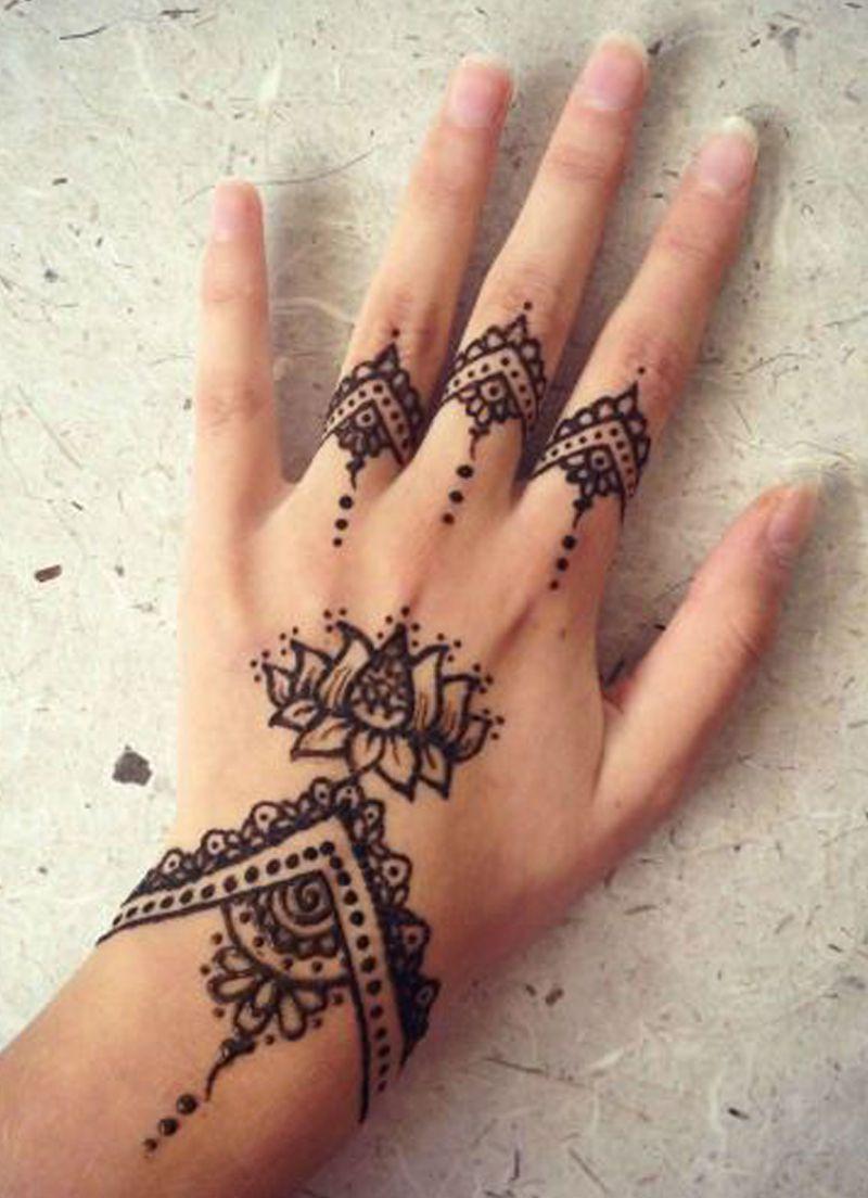 بالصور صور اشكال حنة سودانية , دلعي يديكي باحلي الرسومات 4504 10