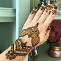 نقوش حناء سودانية , رسومات لتزيين يد وقدم العروسه
