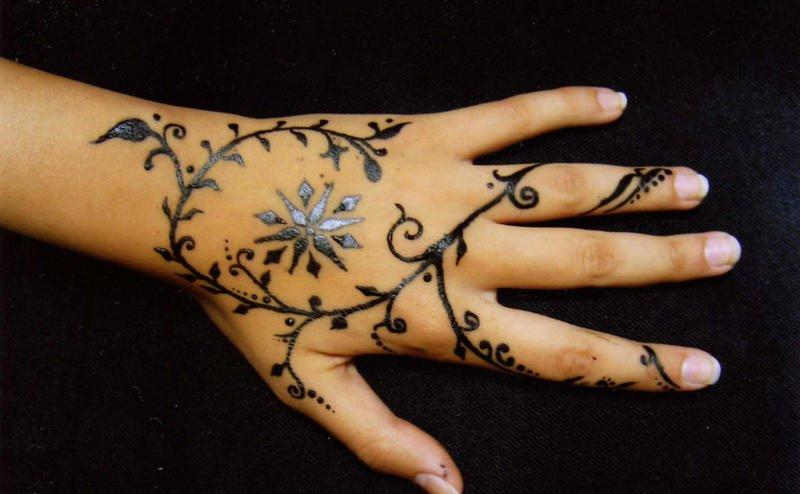 بالصور صور اشكال حنة سودانية , دلعي يديكي باحلي الرسومات 4504 8