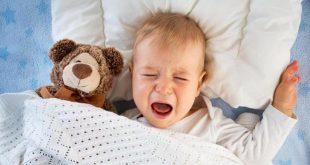 صور بكاء الطفل في النوم , تفسير لبكاء الطفل فى النوم