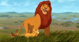 صورة قصة الاسد الملك , الفار الضغير ينجى ملك الغابة