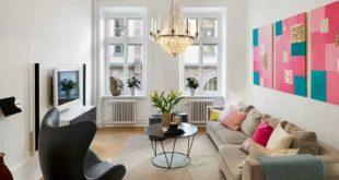 صور تنسيق غرف الجلوس , الوانك المتميزة تغير من غرفتك