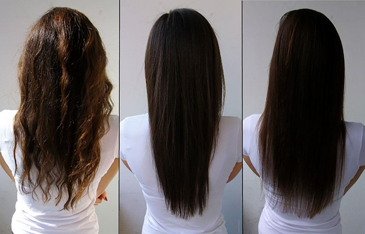 صورة بي بي كريم للشعر , وصفات علاج الشعر