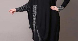 صور عبايات سواريه للمحجبات , ملابس مناسبات للمحجبات