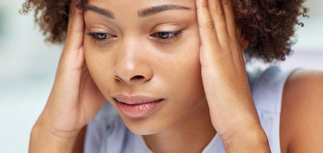 صور صداع الحامل في الشهر الرابع , اسباب الم راس الحوامل