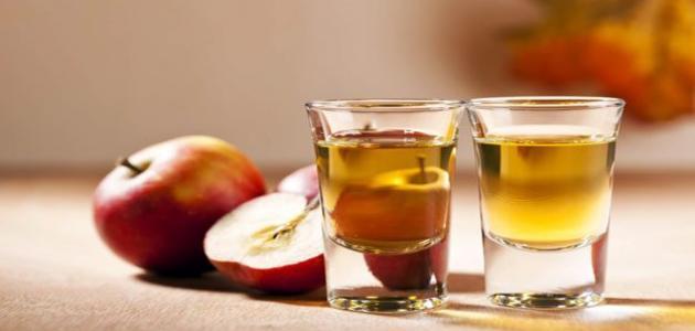 صورة فوائد خل التفاح للوجه , مميزات خل التفاح للوجه