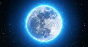 تفسير رؤية القمر بدرا في السماء , معني رؤية القمر المكتمل في السماء