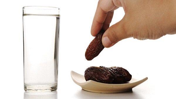 صور رجيم التمر والماء فقط , خسارة الوزن بتناول تمر وماء