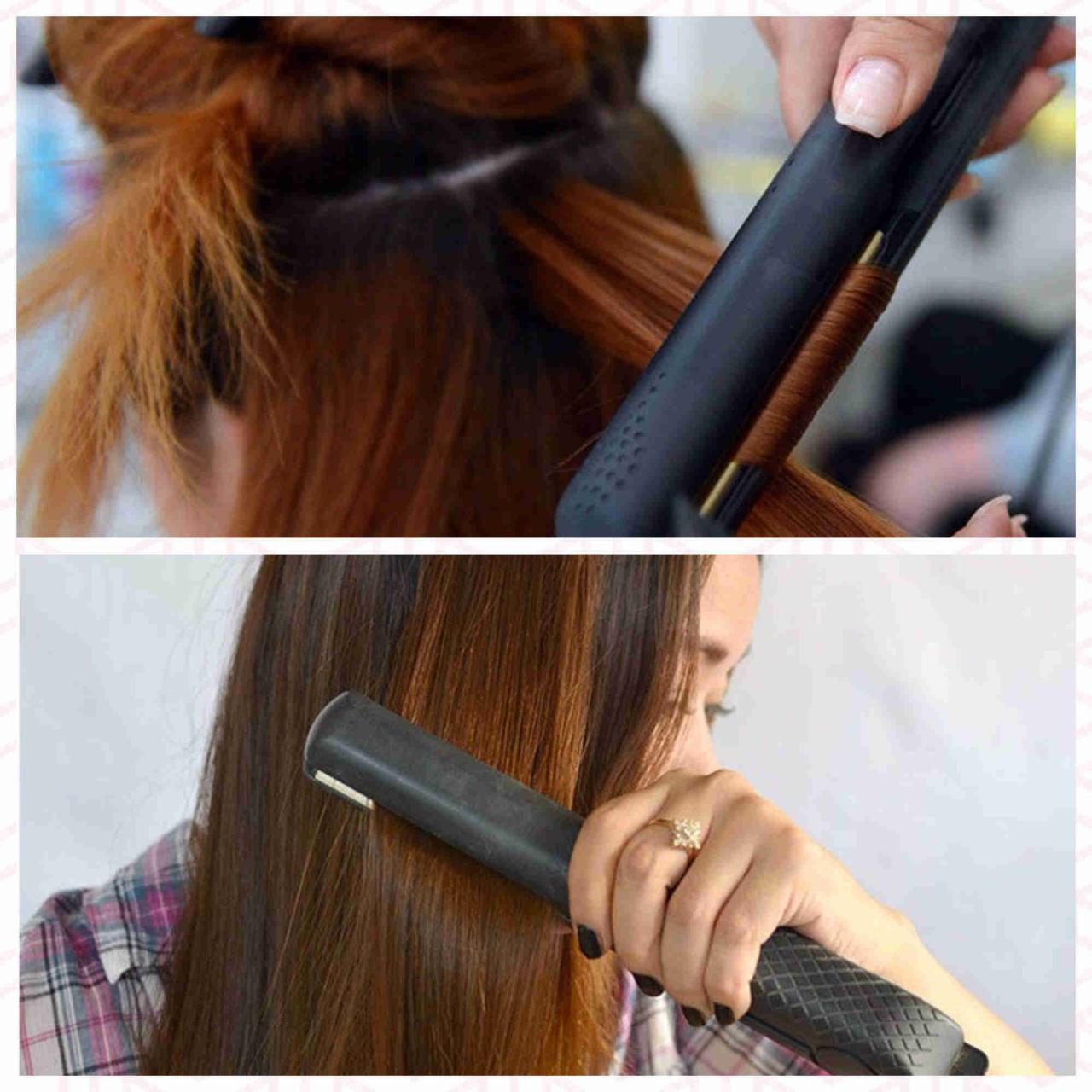 بالصور احسن مكواة شعر , افضل انواع مكواة الشعر 1052 8