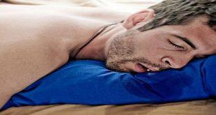 بالصور نزول ماء من الفم اثناء النوم , سيلان اللعاب اثناء النوم 1493 3 310x165