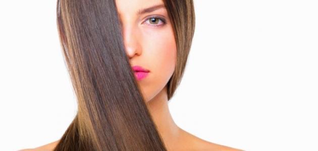 صور كيف اجعل شعرى ناعم , طرق فرد الشعر