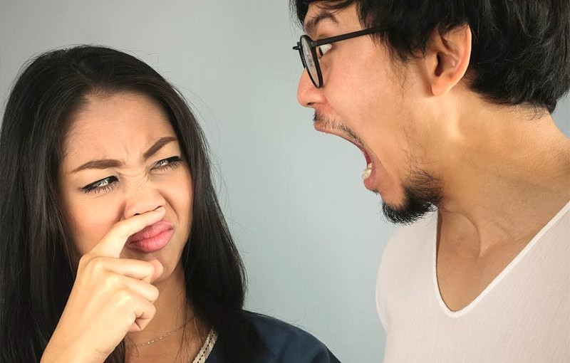صور علاج رائحة الفم الكريهة نهائيا , القضاء علي رائحة الفم