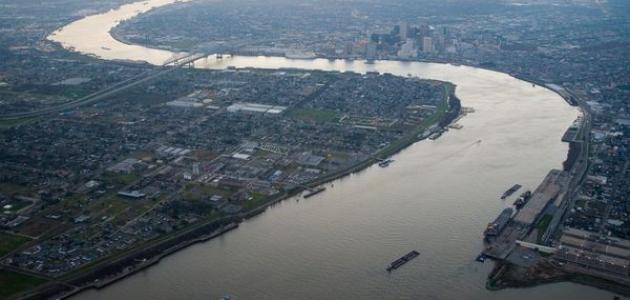 صورة ما هو اطول نهر بالعالم , معلومات عن اطول الانهار