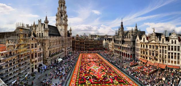 صورة ما هي عاصمة بلجيكا , معلومات عن بروكسل