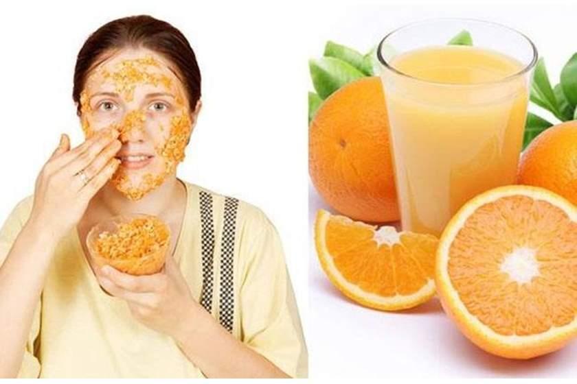 بالصور فوائد البرتقال للبشرة , امتيازات البرتقال التجميلية 2001 1
