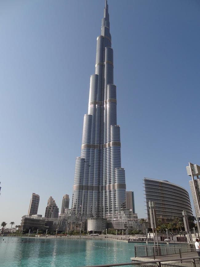 بالصور كم يبلغ طول برج خليفة , كم يبلغ ارتفاع برج خليفة 268