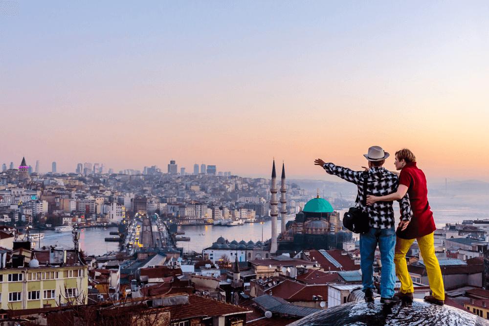 مناظر من اسطنبول اروع مناظر في تركيا الحبيب للحبيب