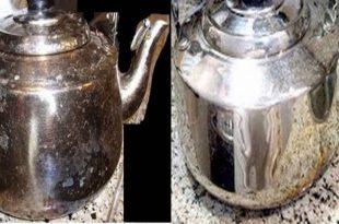 بالصور تنظيف الاستانلس من الحرق , خلطات مجربة لتلميع الاواني 4304 3 310x205