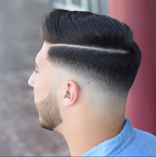 بالصور اجمل قصات الشعر الرجالي , موديلات لشعر الشباب 4353 1