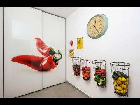 بالصور افكار بسيطة لتزيين المطبخ , زيني وجملي مطبخك بديكورات بسيطة 4495 15