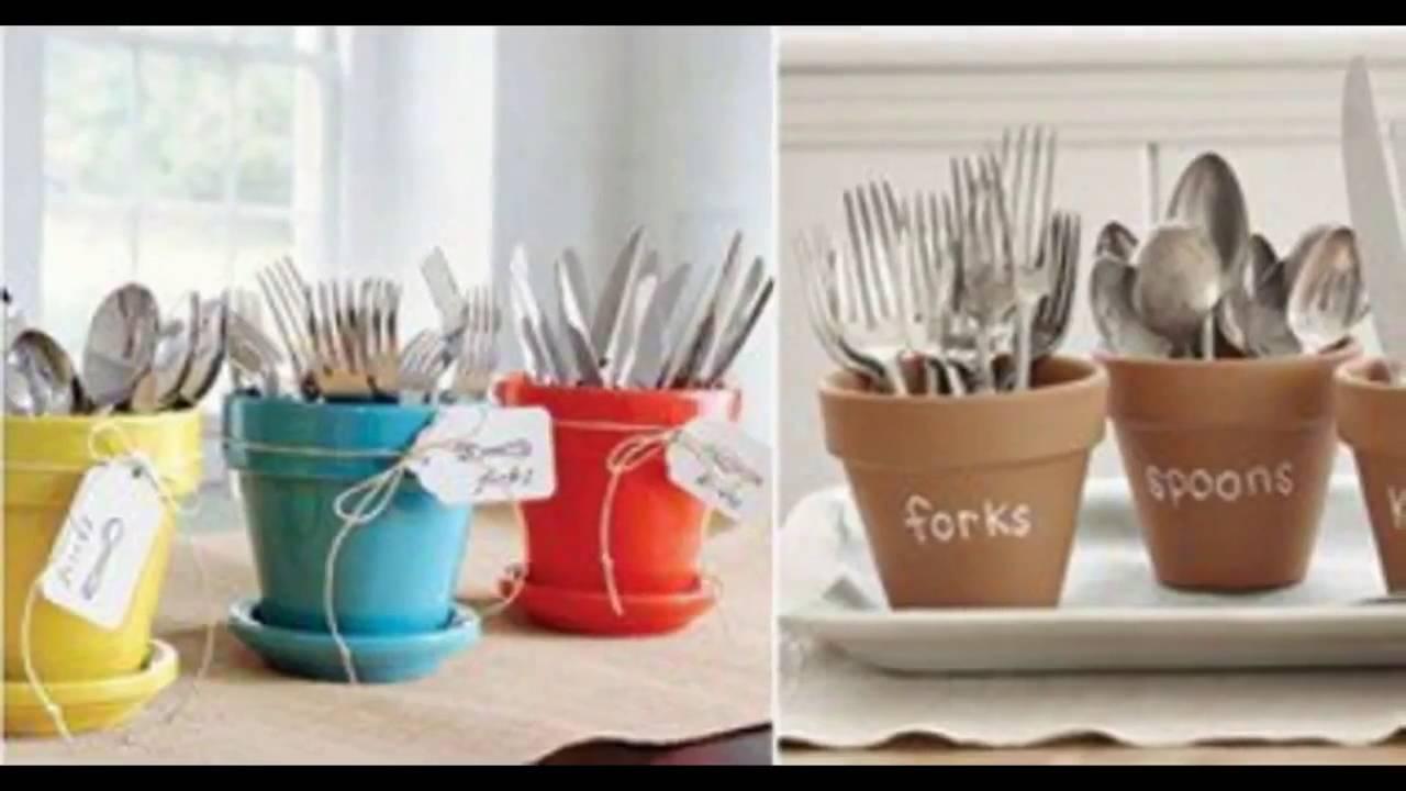 بالصور افكار بسيطة لتزيين المطبخ , زيني وجملي مطبخك بديكورات بسيطة 4495 16