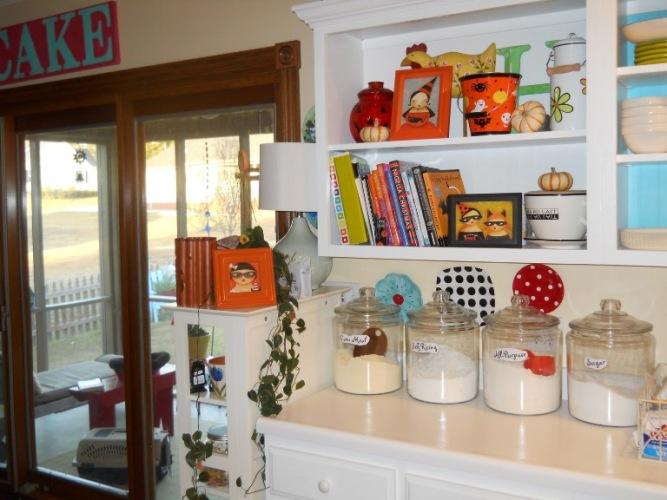 بالصور افكار بسيطة لتزيين المطبخ , زيني وجملي مطبخك بديكورات بسيطة 4495 19