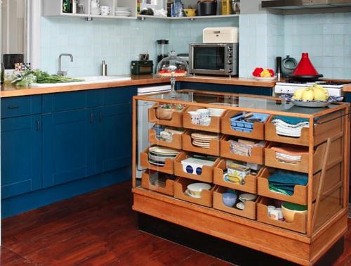 بالصور افكار بسيطة لتزيين المطبخ , زيني وجملي مطبخك بديكورات بسيطة 4495 22