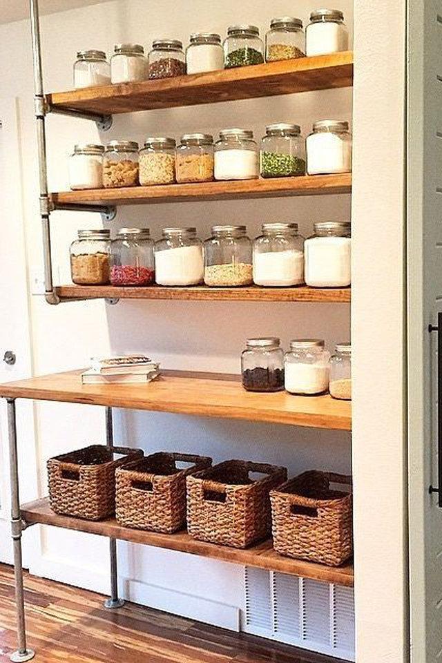 بالصور افكار بسيطة لتزيين المطبخ , زيني وجملي مطبخك بديكورات بسيطة 4495 23