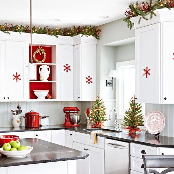 بالصور افكار بسيطة لتزيين المطبخ , زيني وجملي مطبخك بديكورات بسيطة 4495 24