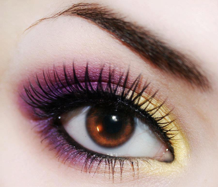 صور صور بنات مكياج عيون , العين هدية الله يجب المحافظة عليها