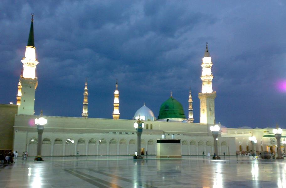 بالصور صور المسجد النبوي الشريف , الحج و العمرة لا يكتملان الا بزيارة الرسول 5590 10