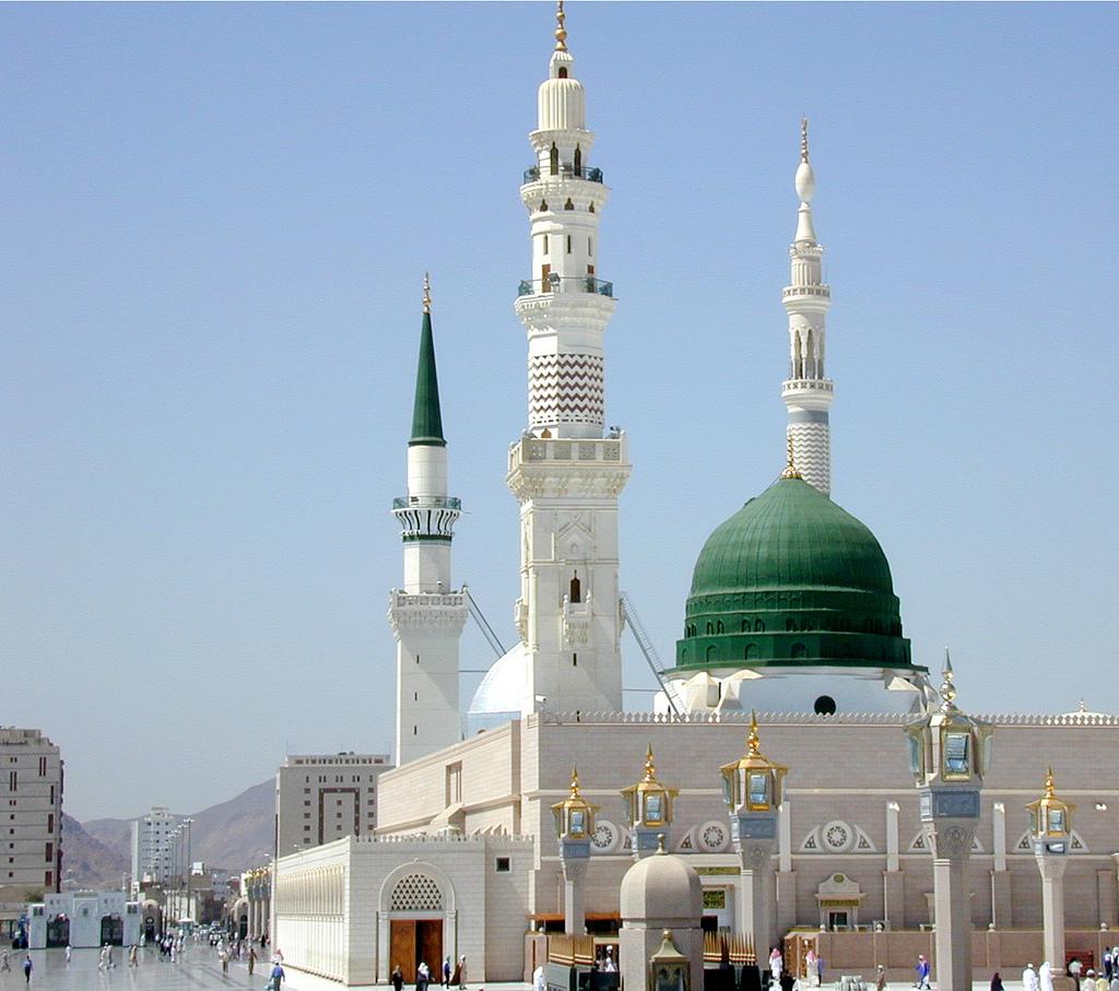 بالصور صور المسجد النبوي الشريف , الحج و العمرة لا يكتملان الا بزيارة الرسول 5590 2