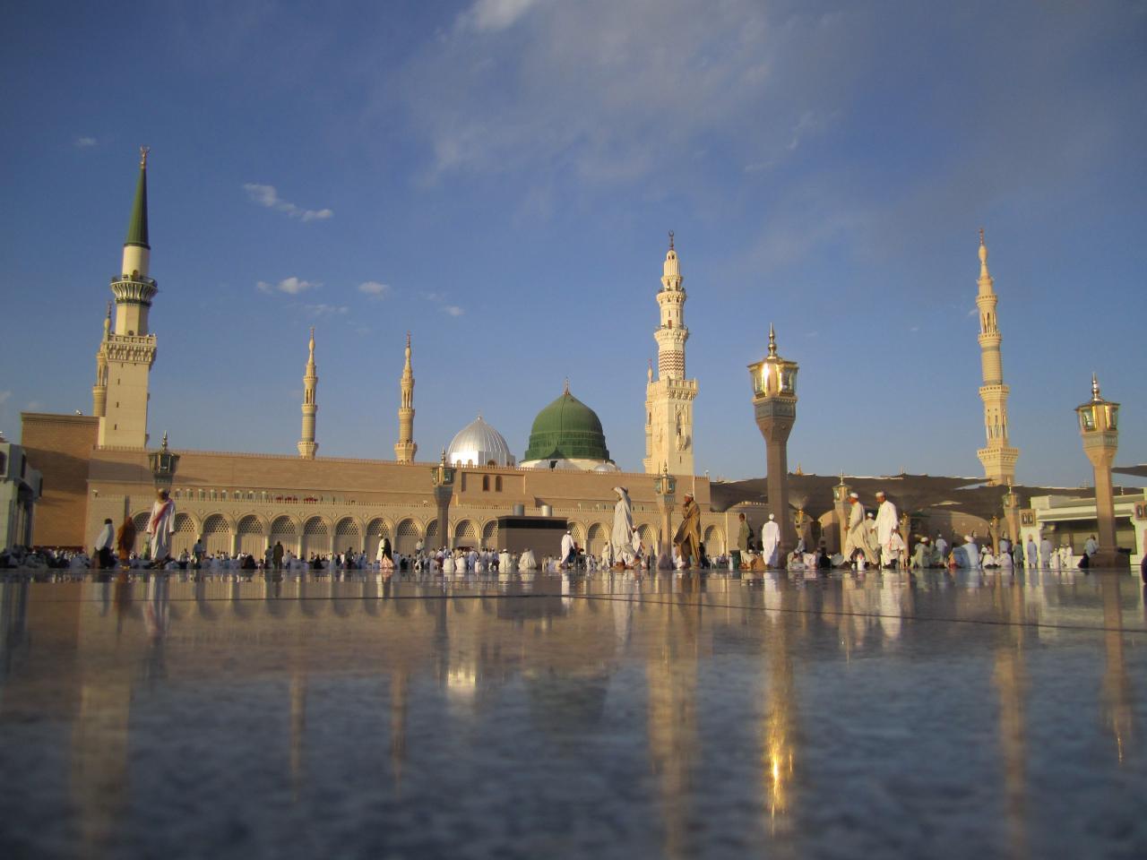 بالصور صور المسجد النبوي الشريف , الحج و العمرة لا يكتملان الا بزيارة الرسول 5590 3