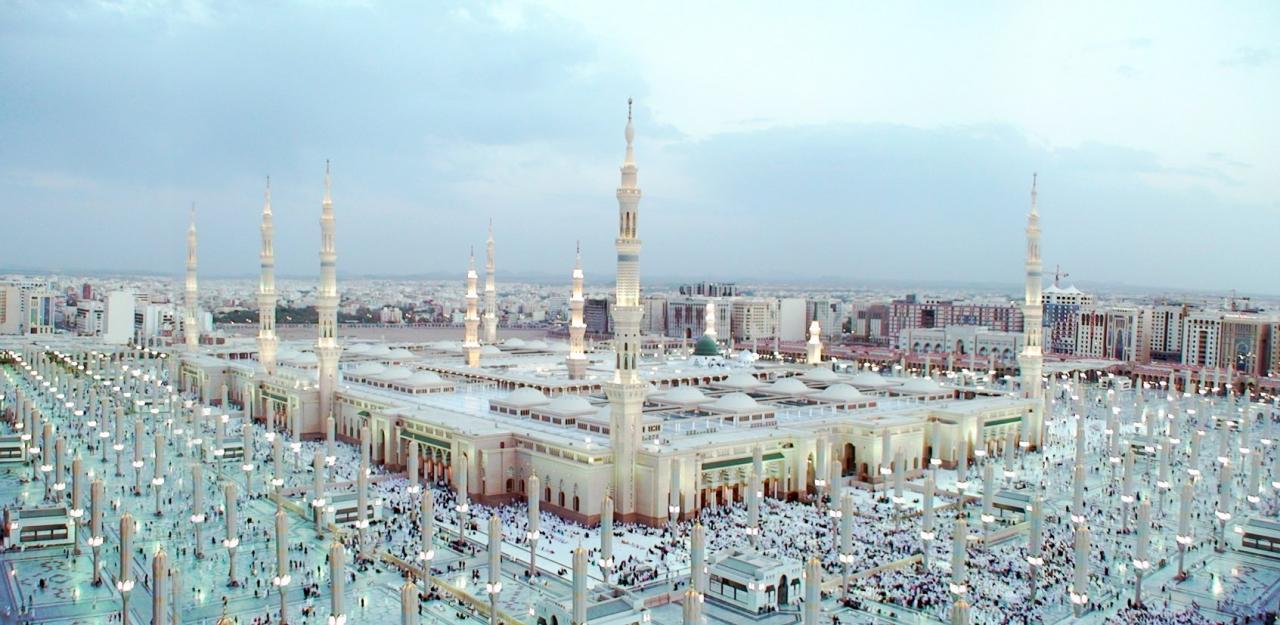 بالصور صور المسجد النبوي الشريف , الحج و العمرة لا يكتملان الا بزيارة الرسول 5590 4
