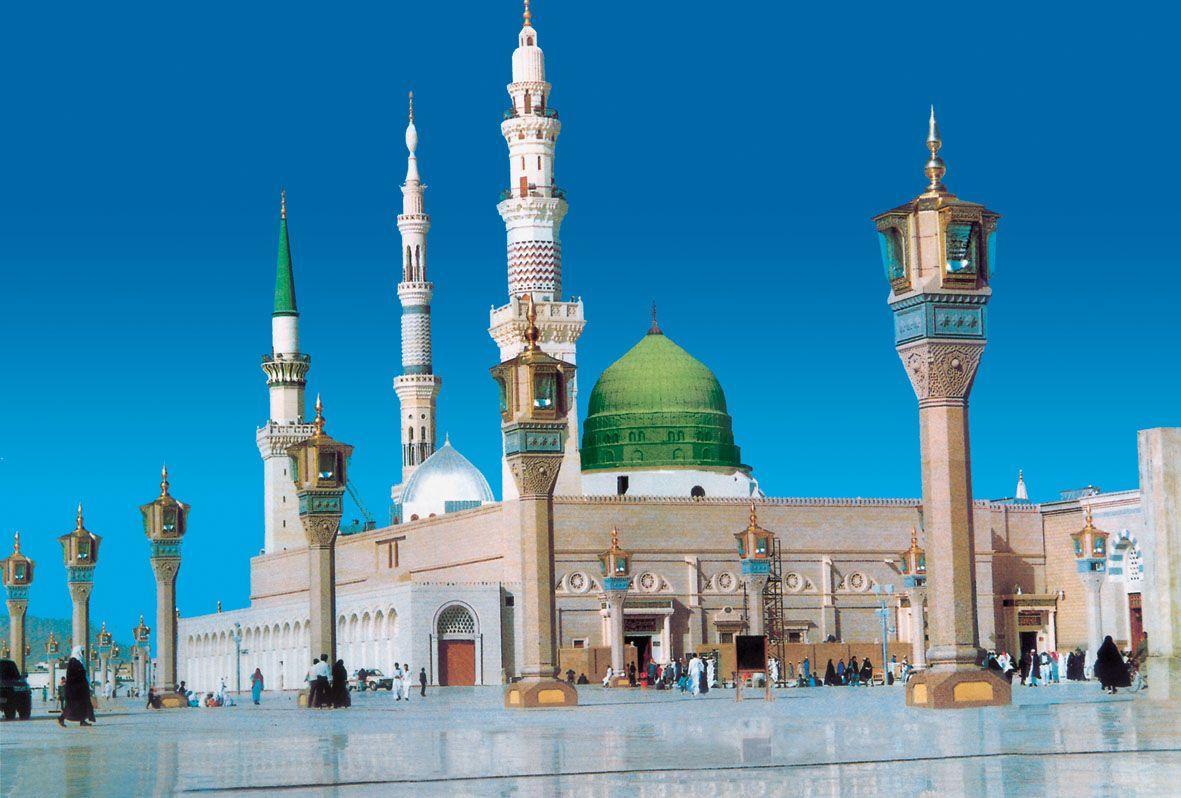 بالصور صور المسجد النبوي الشريف , الحج و العمرة لا يكتملان الا بزيارة الرسول 5590 5