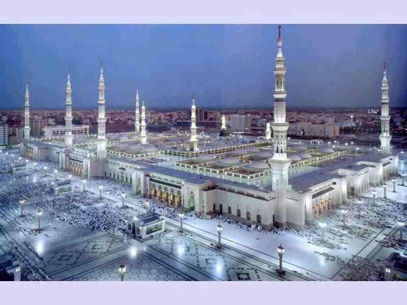 بالصور صور المسجد النبوي الشريف , الحج و العمرة لا يكتملان الا بزيارة الرسول 5590
