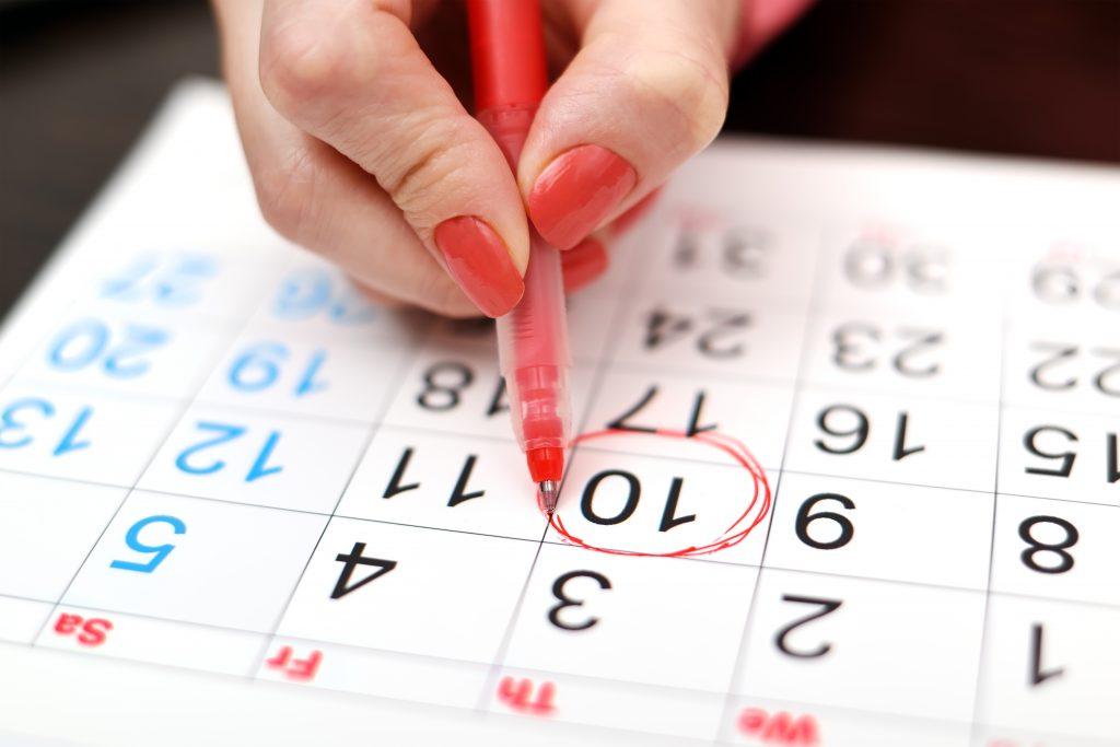 بالصور نزول الدورة الشهرية يومين فقط , مؤشرات لنزول الدورة الشهرية اقل مما يجب 5651