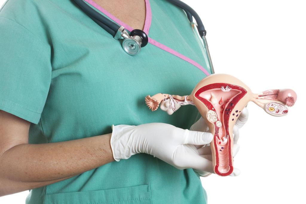 صورة لحمية الرحم تمنع الحمل , اضرار لحمية الرحم