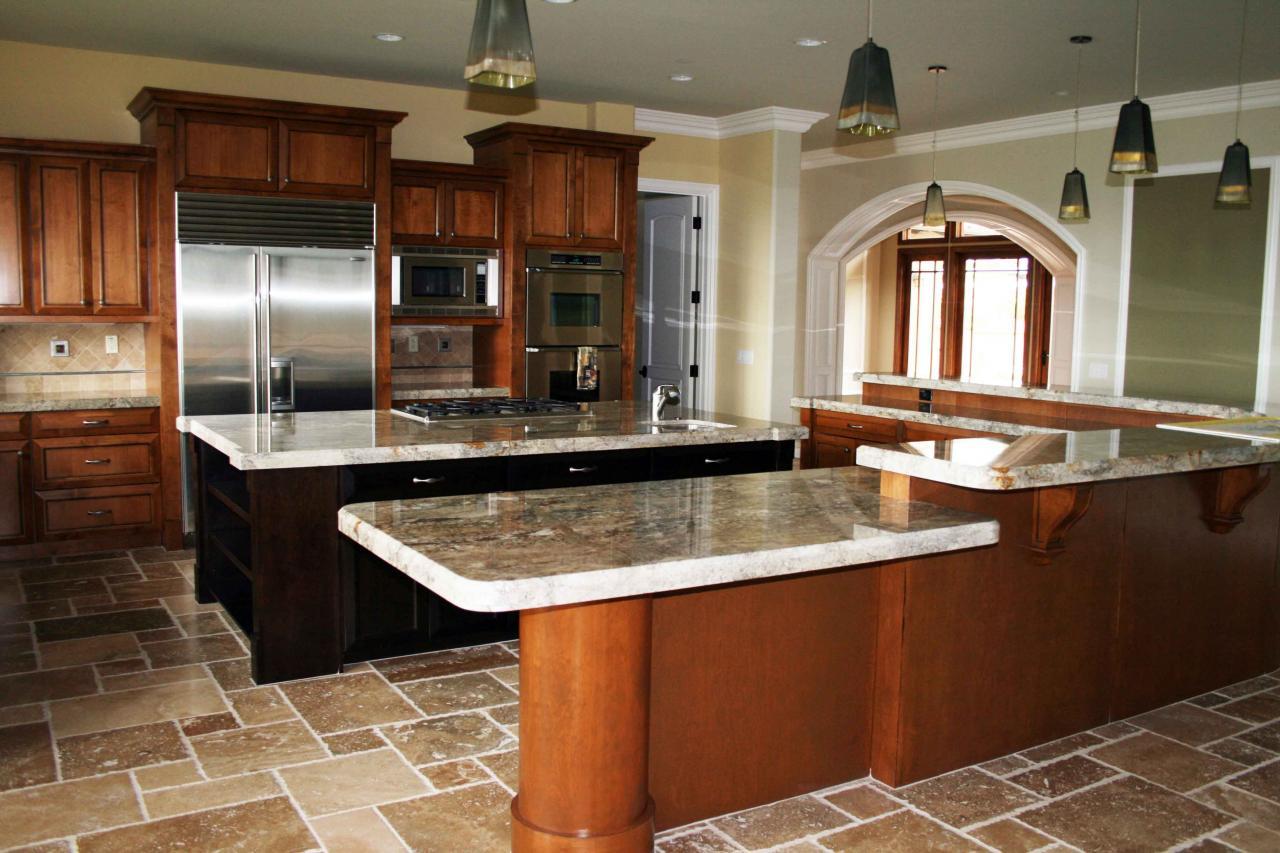 بالصور صور احدث المطابخ , تجتمع الاسرة العصرية فى المطبخ 5907 8