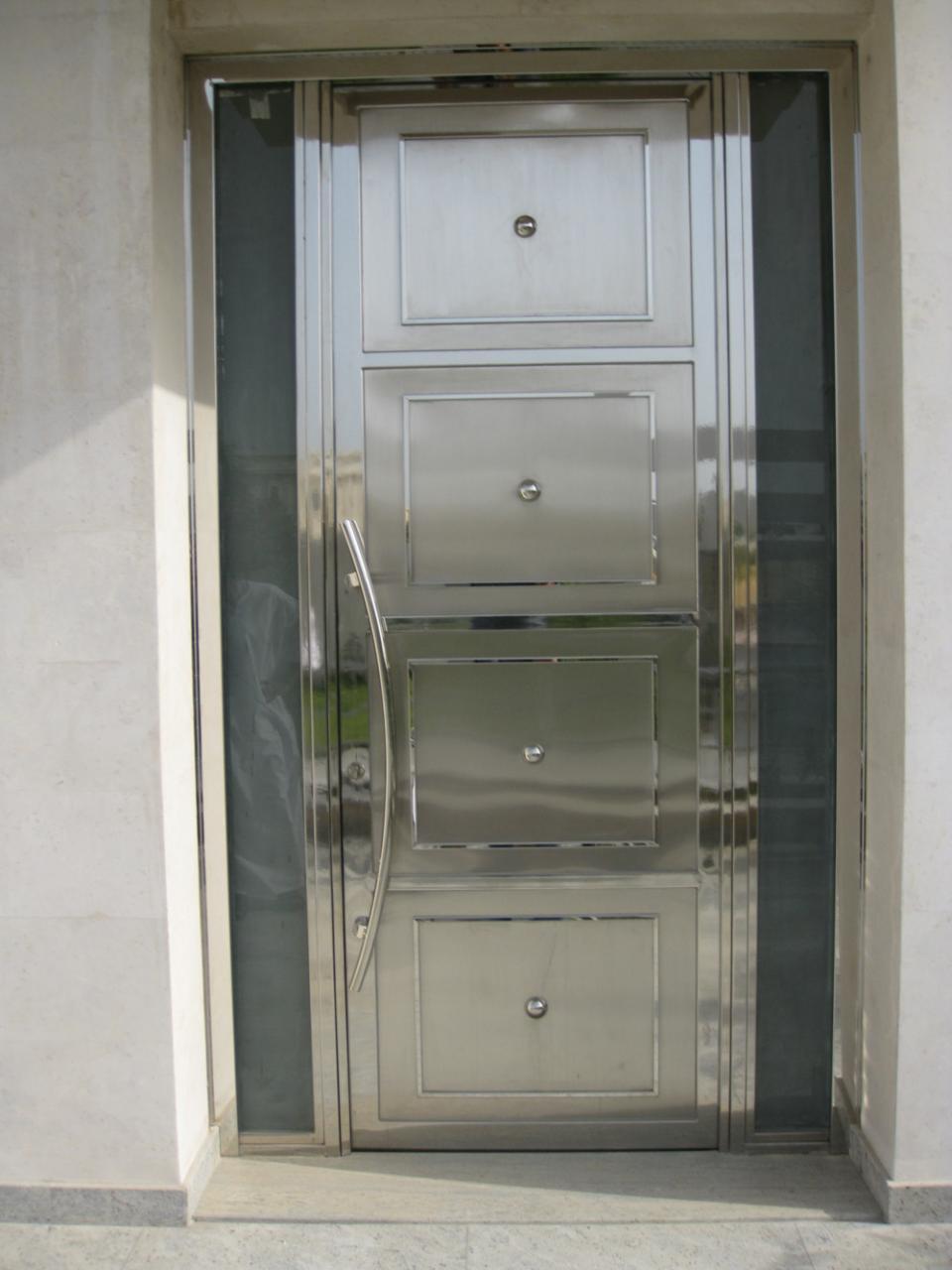 بالصور ابواب مطابخ المنيوم , لكل غرفة باب يميزها 5925 5