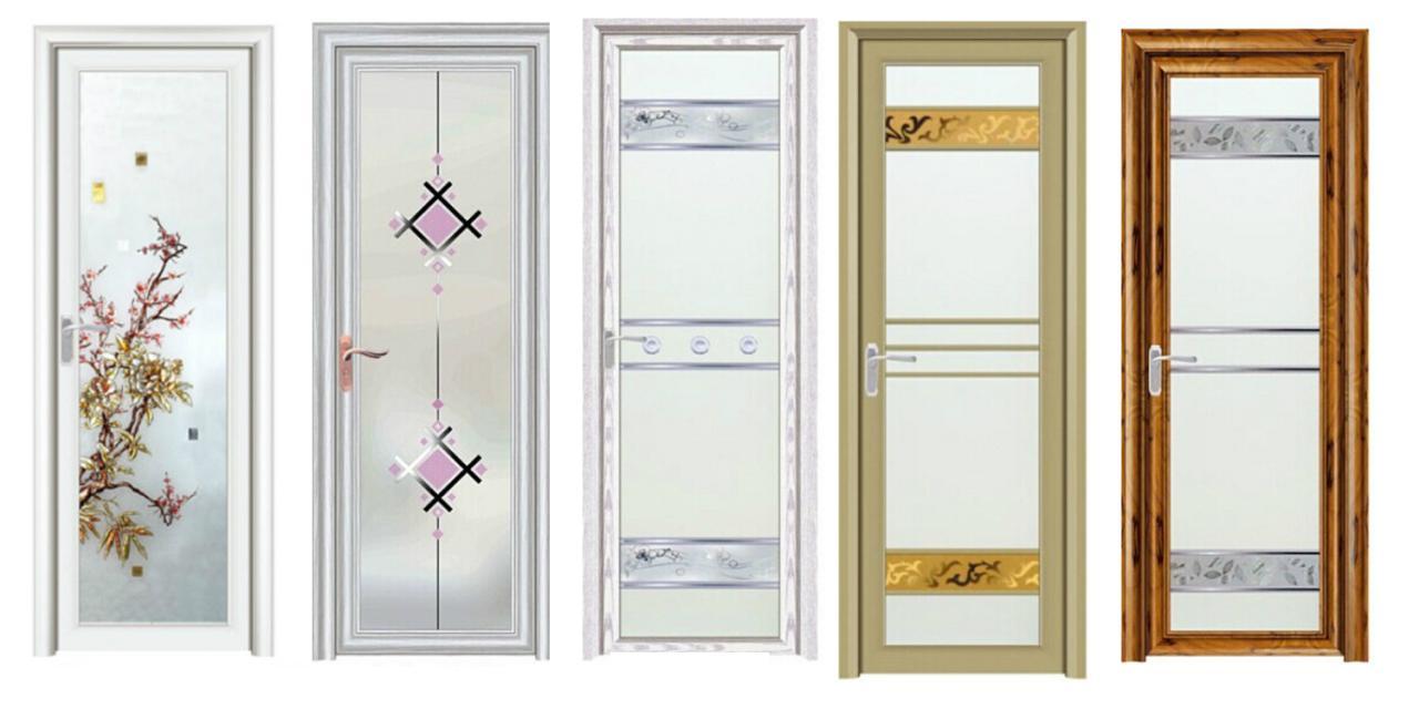 بالصور ابواب مطابخ المنيوم , لكل غرفة باب يميزها 5925 8