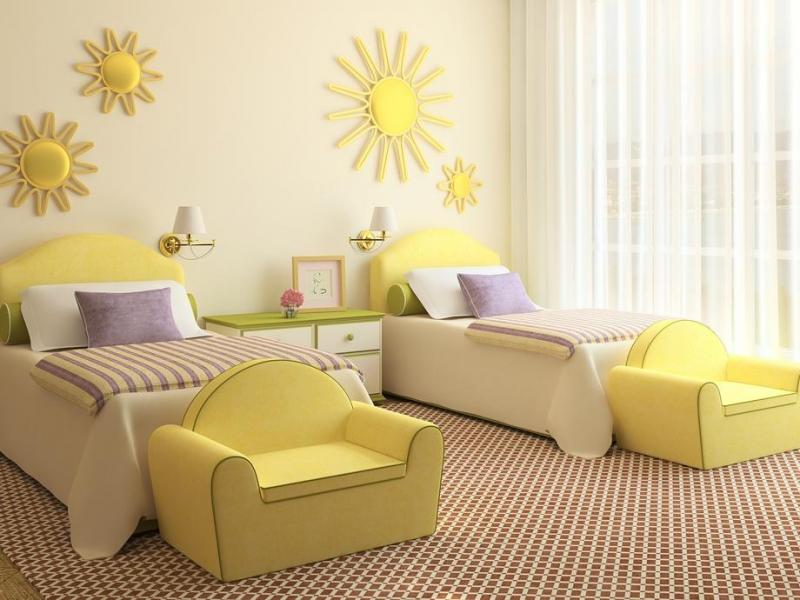 بالصور غرف نوم صغيرة المساحة للاطفال , اجمل واحلي غرف صغيرة للاطفال 596 11