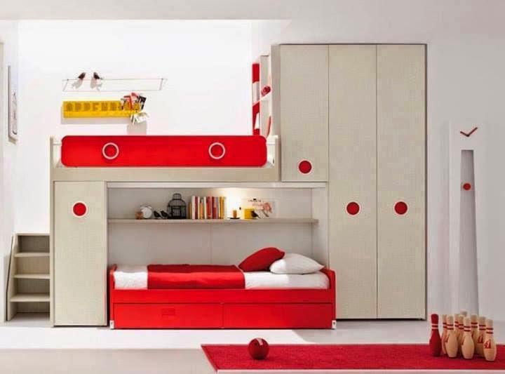 بالصور غرف نوم صغيرة المساحة للاطفال , اجمل واحلي غرف صغيرة للاطفال 596 3