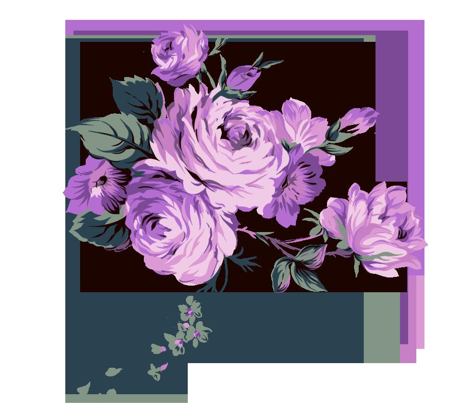 بالصور خلفيات ورد بنفسجي , اجمل صور لزهور بنفسجية 612