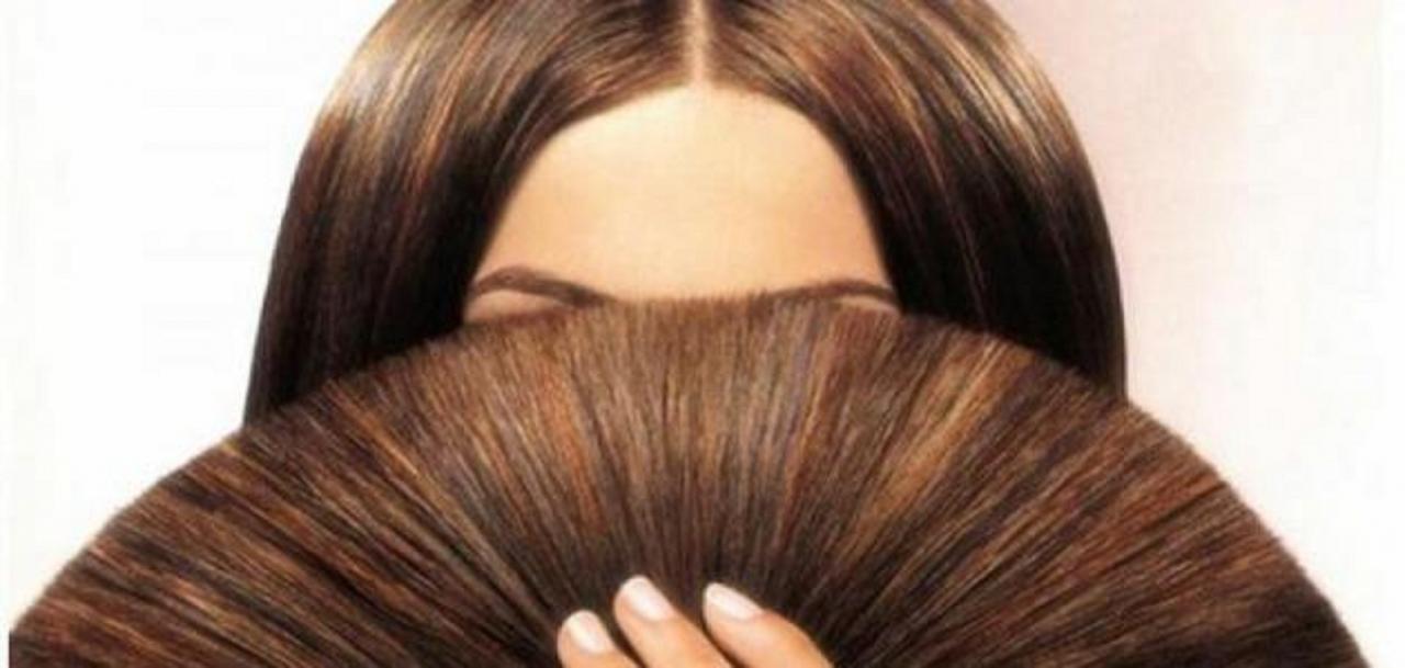 صورة خلطات لتطويل وتكثيف الشعر , افضل واسرع الخلطات لتطويل وتكثيف الشعر