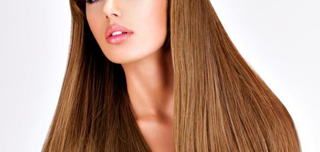 صورة ماسك لتطويل الشعر وتكثيفه , وصفات لاطالة الشعر