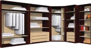 صورة كيفية ترتيب الملابس في الخزانة , اهميه الترتيب و النظام 11526 12 310x165